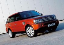 LAND ROVER Range Rover Sport  4.2 V8 Supercharged - 287.00kW