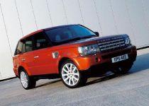 LAND ROVER Range Rover Sport  4.2 V8 Supercharged - 287.00kW