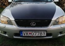 LEXUS IS  200 - 114.00kW