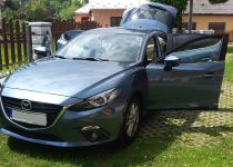 MAZDA  3 2.0 Skyactiv -G120 Attraction