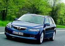 MAZDA 6  kombi 2.0i Touring - 108.00kW