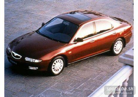 MAZDA Xedos 6  2.0I V6 SE - 108.00kW