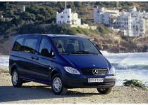MERCEDES-BENZ Vito  115 CDI Lang VS