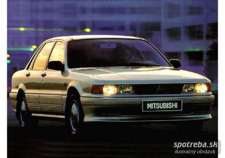MITSUBISHI Galant  2000 16V GTI - 106.00kW