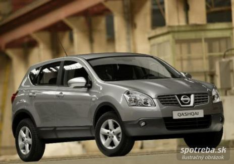 NISSAN Qashqai  1.5 dCi City Adventure 4x2 - 78.00kW