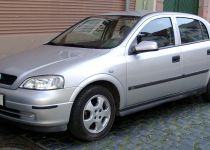 Opel Astra 1.2 16V Base 48KW