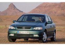 OPEL Astra  1.6 16V Limited 450