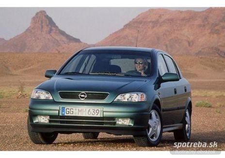 OPEL Astra  Classic 1.4 16V Family - 66kW