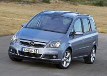 OPEL Zafira 1.9 DT Cosmo A/T - 88.00kW [2005]