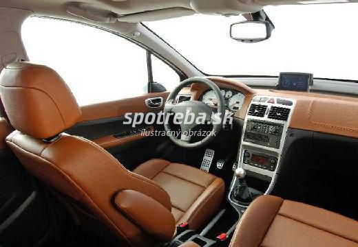 peugeot 307 sw 1 car interior design. Black Bedroom Furniture Sets. Home Design Ideas
