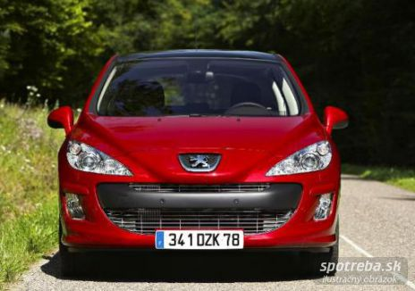 PEUGEOT 308  1.6 HDi FAP Exclusive - 80.00kW