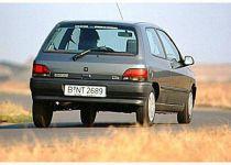 RENAULT Clio 1.2 RL - 40.00kW [1994]