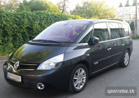 RENAULT  Grand Espace 2.0 dCi 16V Initiale
