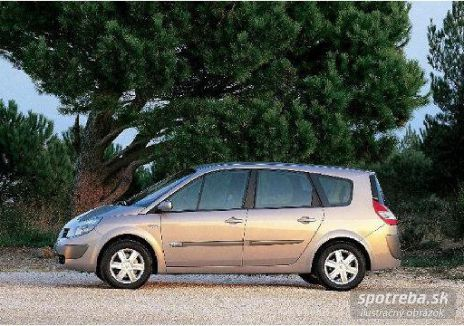 RENAULT Scénic Grand 1.6 Authentique Pack - 85kW [2004]