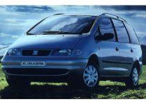 SEAT Alhambra  1.9 TDI Luxus - 81.00kW
