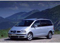 SEAT Alhambra  1.9 TDi Stylance tiptronic - 85.00kW