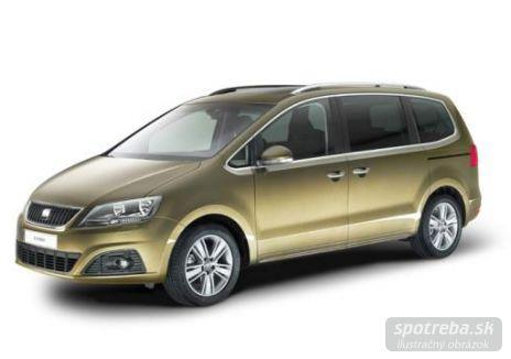 SEAT Alhambra  2.0 TDI CR DPF Reference - 103.00kW