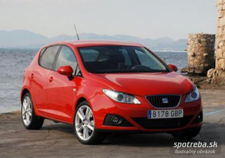 SEAT Ibiza  1.2 TDI Ecomotive Reference - 55.00kW