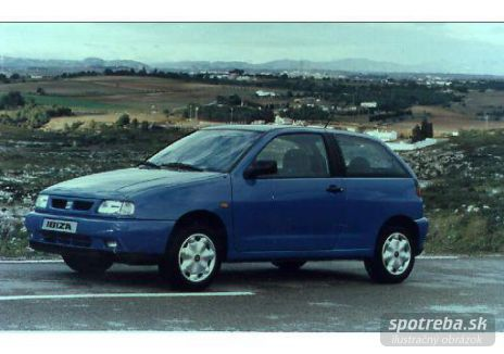 SEAT Ibiza  1.4 MPI SE - 44.00kW