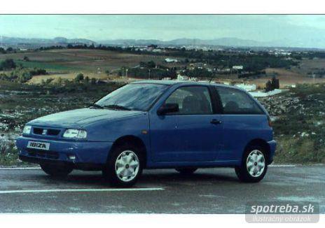 SEAT Ibiza  1.9 TD GLX - 55.00kW