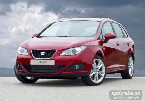 SEAT Ibiza  ST 1.6 TDI CR 77kW Style - 77.00kW