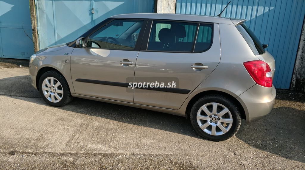 Škoda fabia 1.2 tsi ambition extra - 63.00kw | myfuelmanager