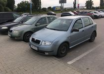 ŠKODA  Fabia 1.9 TDI PD Attractive