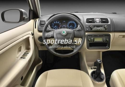 Škoda fabia combi 1.2 tsi elegance - 63.00kw | myfuelmanager