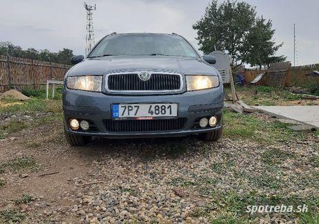Škoda Fabia Combi 1.4 Classic Praktik