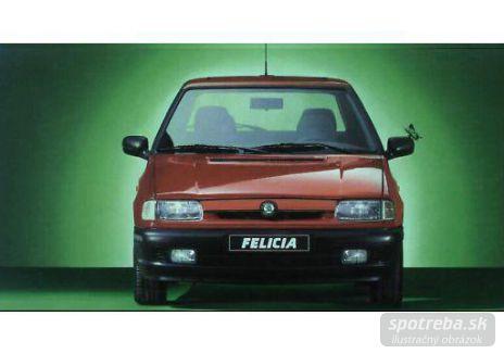 ŠKODA Felicia  1.6 GLXI - 55.00kW