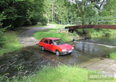 Škoda Felicia Combi 1.3 GLXi