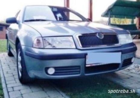 Škoda Octavia 1.9 SDI Classic