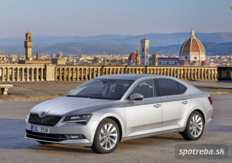 ŠKODA  Superb 2.0 TDI 190k L&K