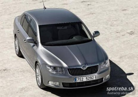 ŠKODA  Superb 2.0 TDI CR 170k Comfort