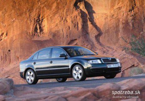 ŠKODA Superb  2.8 V6 Elegance A/T - 142.00kW
