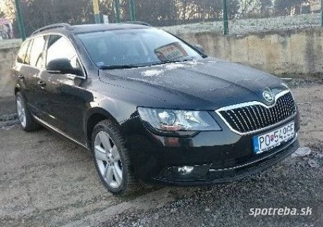 ŠKODA Superb  Combi 2.0 TDI CR 170k AM Life DSG - 125.00kW