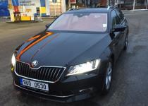 Škoda Superb III