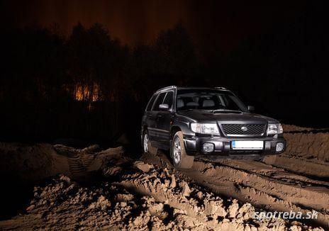 SUBARU  Forester 2.0 S Turbo