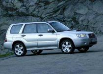 SUBARU Forester 2.5 Exclusive Turbo NAVI - 169.00kW [2005]