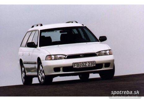SUBARU Legacy  2.0 LX 4WD - 85.00kW