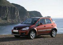 SUZUKI SX4  1.6 GLX Outdoor Line ABS, AC 4WD