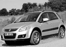SUZUKI  SX4 1.6 Maxi 4WD