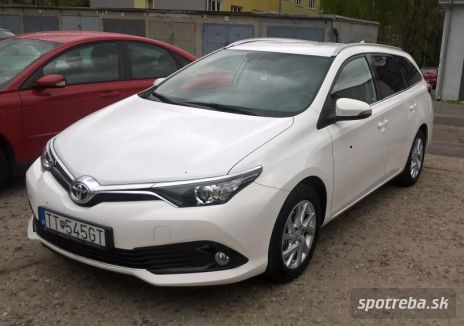 TOYOTA Auris Touring 1.6 l Valvematic Active Family - 97.00kW [2016]