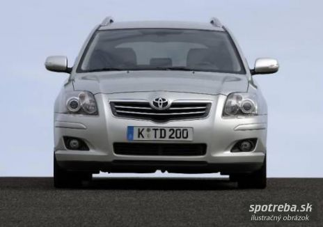 TOYOTA Avensis  kombi 2.2 D-4D Exclusive - 110.00kW