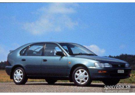 TOYOTA Corolla  1.4 Hit - 65.00kW