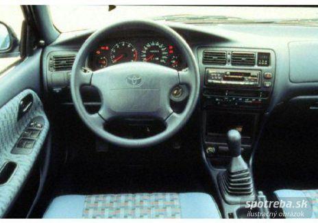 TOYOTA Corolla  1.4 XLI - 55.00kW