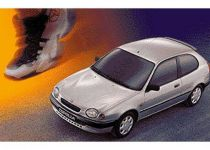 TOYOTA Corolla 1.4I Linea Terra - 63.00kW [1998]