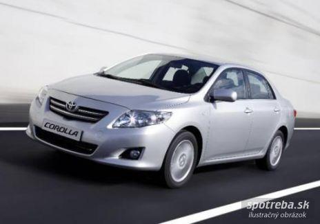 TOYOTA Corolla  1.6 I VVT-i Sol 08 Edition - 91.00kW