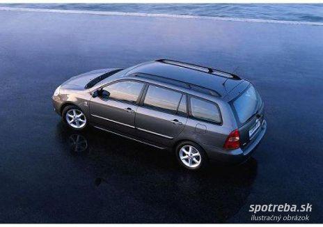 TOYOTA Corolla  1.6 VVT-i Sol - 81.00kW
