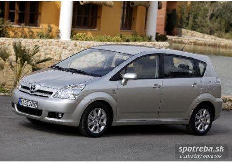 TOYOTA Corolla Verso  2.0 D-4D Base - 85.00kW